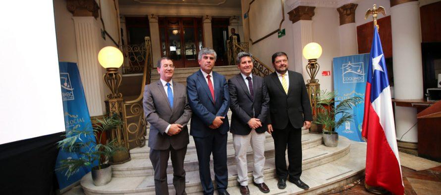 Rafael Vera es el nuevo presidente de Asociación de Municipios de la Región de Coquimbo