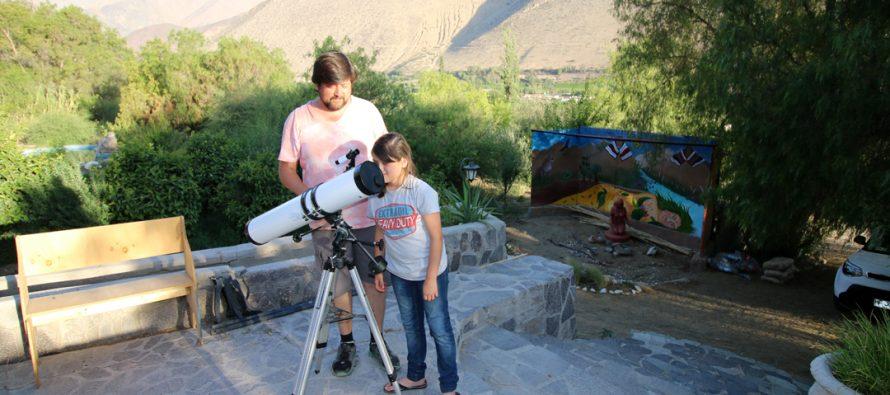 Astro Elqui es el nuevo emprendimiento arqueoastronómico ubicado en Diaguitas