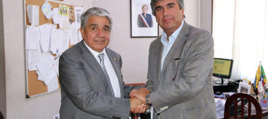 Alcalde de Vicuña comienza trabajo en terreno con los miembros socios de la AMRC
