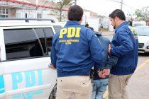 PDI detiene a tres personas por el delito de robo en lugar habitado en Vicuña