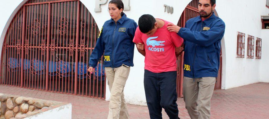 PDI aclara millonario robo a vivienda en Altovalsol