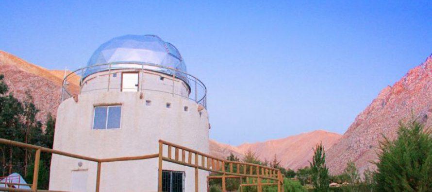 La comuna de Paihuano se posiciona como uno de los lugares más destacados para realizar astroturismo
