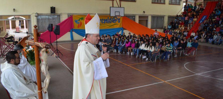Jóvenes de Paihuano participaron en encuentro católico realizado en Ovalle