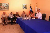 Paihuano realiza plan de contingencia ante posibles emergencias y catastrofes naturales