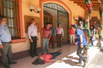 Con participación de público y funcionarios se desarrolló simulacro de emergencia en el municipio de Paihuano