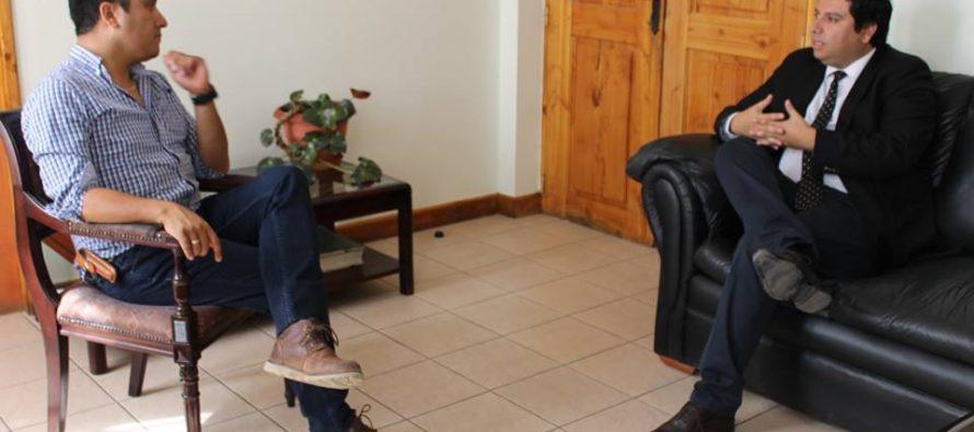 Junaeb Coquimbo reafirma su compromiso con los estudiantes de la comuna de Paihuano