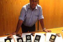 Pisqueros reciben medallas del concurso Spirits Selection