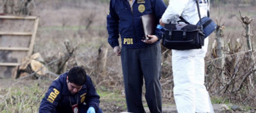 PDI investiga muerte de hombre de hombre de 47 años  al interior del Fundo El Ajíal en Montegrande