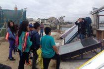 Estudiantes de Escuela básica Jerónimo Godoy Villanueva de Pisco Elqui visitaron centros de estudio de UCN  y ULS