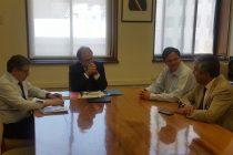 Realizan gestiones en el MOP por doble vía y nuevo puente para Vicuña