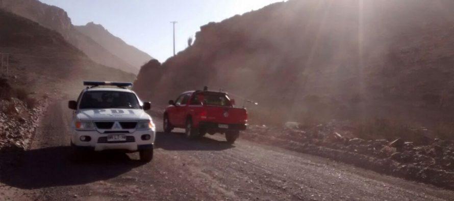 PDI investiga la muerte de trabajador de 43 años de edad al interior de Minera San Gerónimo