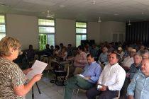 Agricultores del Elqui señalan preocupación por Reforma al Código de Aguas en reunión organizada por la JVRE