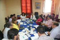 Concejo municipal presentó a la nueva jefa del Departamento de salud de Paihuano