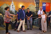 """Inauguración de """"Murales con Identidad"""": El arte que embellece las calles de Vicuña"""