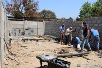 Familias afectadas en Vicuña por incendio a fines de 2016 reciben cabañas de emergencia