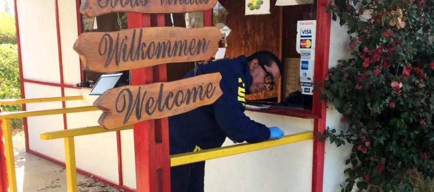 PDI investiga robo en centro recreacional Las Curuninas