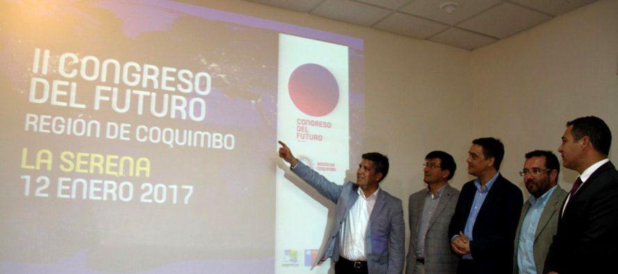 Energía, astronomía y biodiversidad serán los temas del II Congreso del Futuro en la Región de Coquimbo