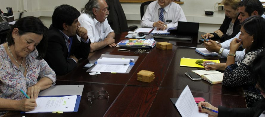 Consejeros gestionan la construcción de Embalse del Estero Derecho en comuna de Paihuano