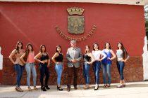 Un total de ocho candidatas disputarán el cetro de reina del Carnaval Elquino 2017