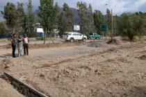 Invierten más de 41 millones de pesos en renovación de la cancha de tenis de Vicuña