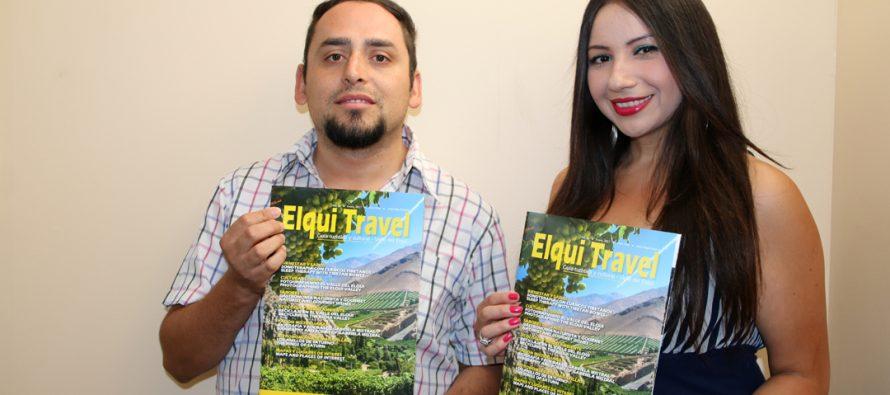 Elqui Travel: Nueva revista turística pretende dar a conocer internacionalmente al Valle de Elqui