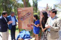 Barrio Mistraliano de Vicuña estrenó su nueva imagen resaltando su valor patrimonial