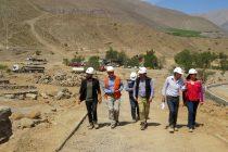 """Construcción de Parque """"Pampilla San Isidro"""" de  Vicuña presenta un 22% de avances"""