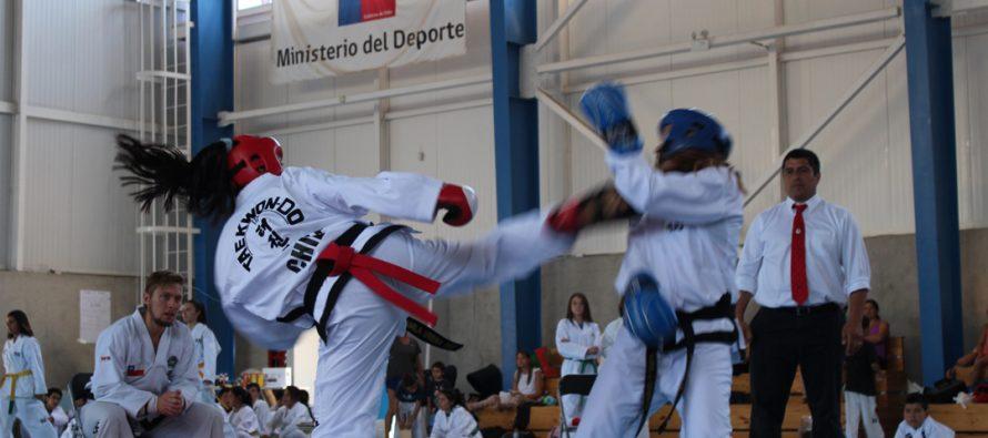 Vicuña será sede de un nuevo campeonato regional de taekwondo WT