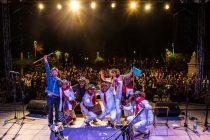 Los Gaiteros de San Jacinto dieron vida a la primera noche de Concert Valle en Vicuña