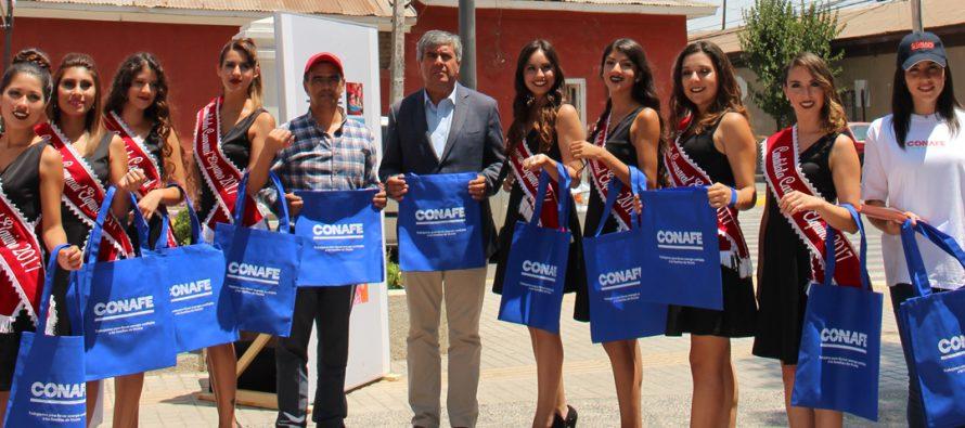 """Iniciativa """"Vicuña Limpio es Turismo Sustentable"""" suma un nuevo colaborador"""