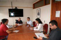 Alcalde de Paihuano se reúne con jefe provincial de Conaf para analizar temas medio ambientales