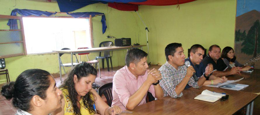 Vecinos de Horcón y municipio de Paihuano gestionan viviendas para comité de allegados