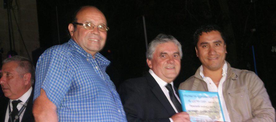 """El Dúo """"Caperucita y el Lobito"""" obtuvieron el Primer lugar en el Festival de la canción de Pisco Elqui"""
