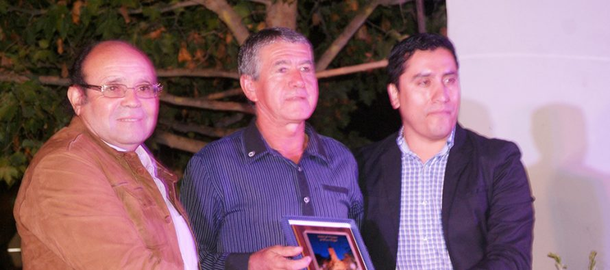Pisco Elqui celebró sus 81 años de vida con reconocimiento a sus vecinos