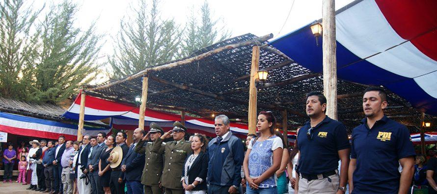En Paihuano se vive la versión XIX de la Feria Costumbrista