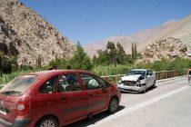 Tres lesionados en choque producido en puente Gabriela Mistral de Paihuano