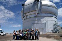 Adultos mayores de Quebrada de Paihuano visitaron observatorio Científico Gemini