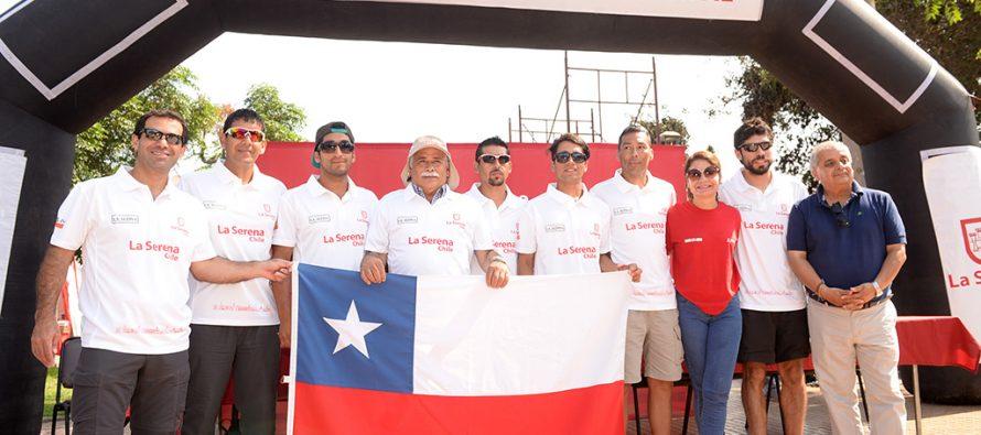 Presentan el equipo que competirá en una nueva versión del Cruce de Los Andes