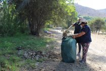 Invitan a participar de voluntariado de limpieza de los puntos turísticos de la comuna de Vicuña