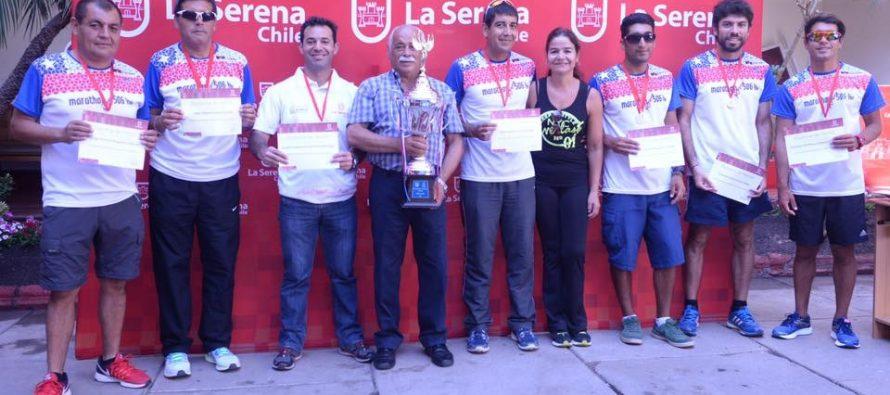 Entregan reconocimiento a equipo que participó del Cruce de Los Andes
