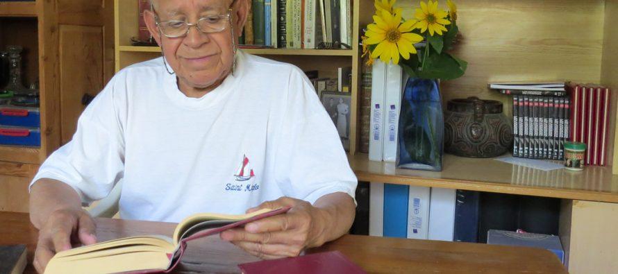Se presentará obra póstuma del escritor Carlos Toro en el Museo Gabriela Mistral
