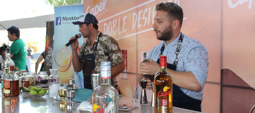 Bartenders de diferentes puntos del país  presentaron  novedosas preparaciones en base a Pisco