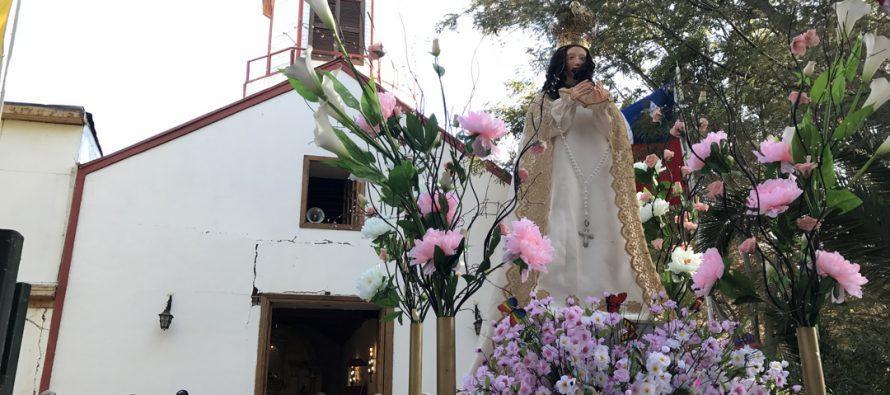 El Tambo celebró fiesta patronal en honor a la Inmaculada Concepción