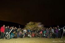 2da Star Party congregó a un gran número de fanáticos de la astronomía en la Ruta Antakari