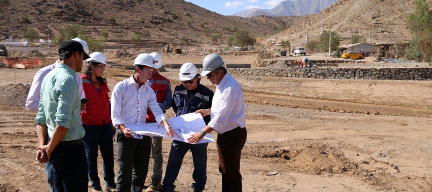 Obras para remodelar Pampilla de San Isidro alcanzan un 28% de avance