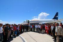Proyectan puente aéreo permanente entre Coquimbo y San Juan tras despegue de primer vuelo comercial