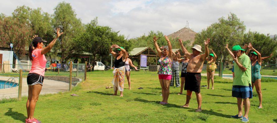 Culmina exitoso proyecto de ejercicio en el agua para adultos mayores