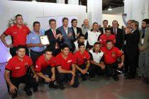 Gobierno Regional reconoce a brigadistas sanjuaninos que apoyaron en combate contra incendios forestales