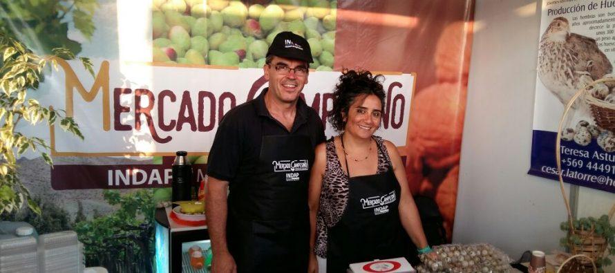Productora de Quebrada de Talca se luce con la venta de huevos de codorniz