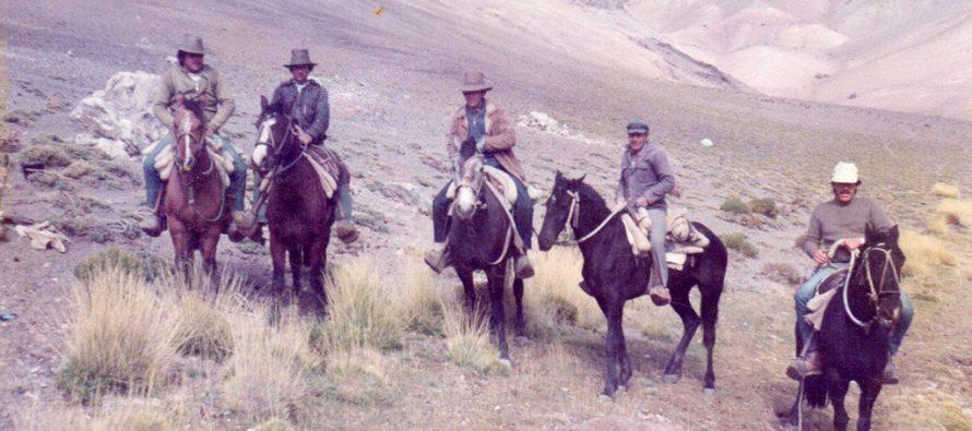 Hombres de Cordillera